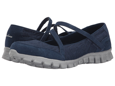 SKECHERS - EZ Flex 2 - Seeking Love (Navy) Women's Shoes