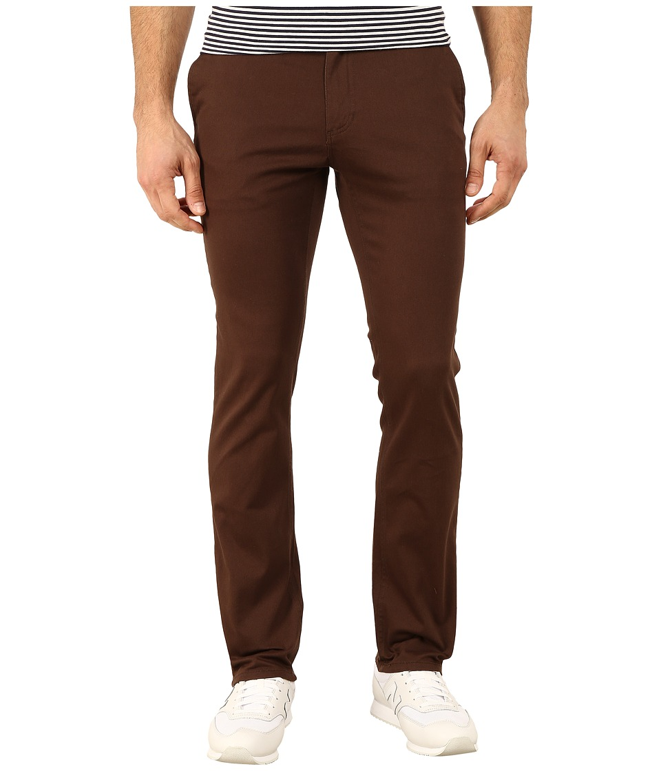 Matix Clothing Company - Welder Stretch Pants (Chocolate) Men's Casual Pants