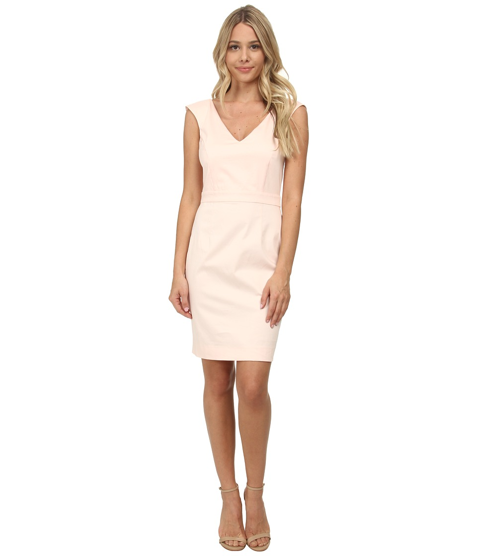 French Connection - Electric Mosaic Cotton Dress (Anemone) Women's Dress