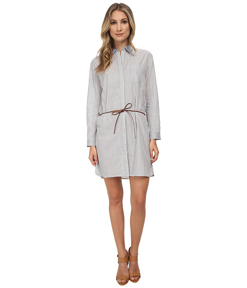 Maison Scotch - Beachy Shirt Dress (Blue) Women