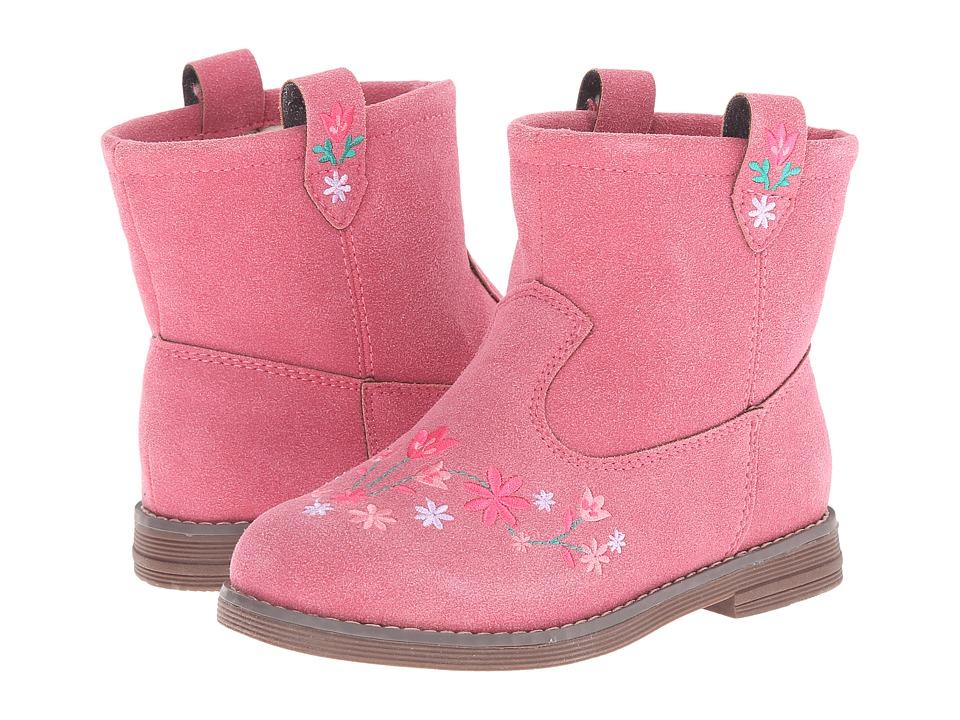 Hanna Andersson - Elsa 2 (Toddler/Little Kid/Big Kid) (Cerise) Girls Shoes