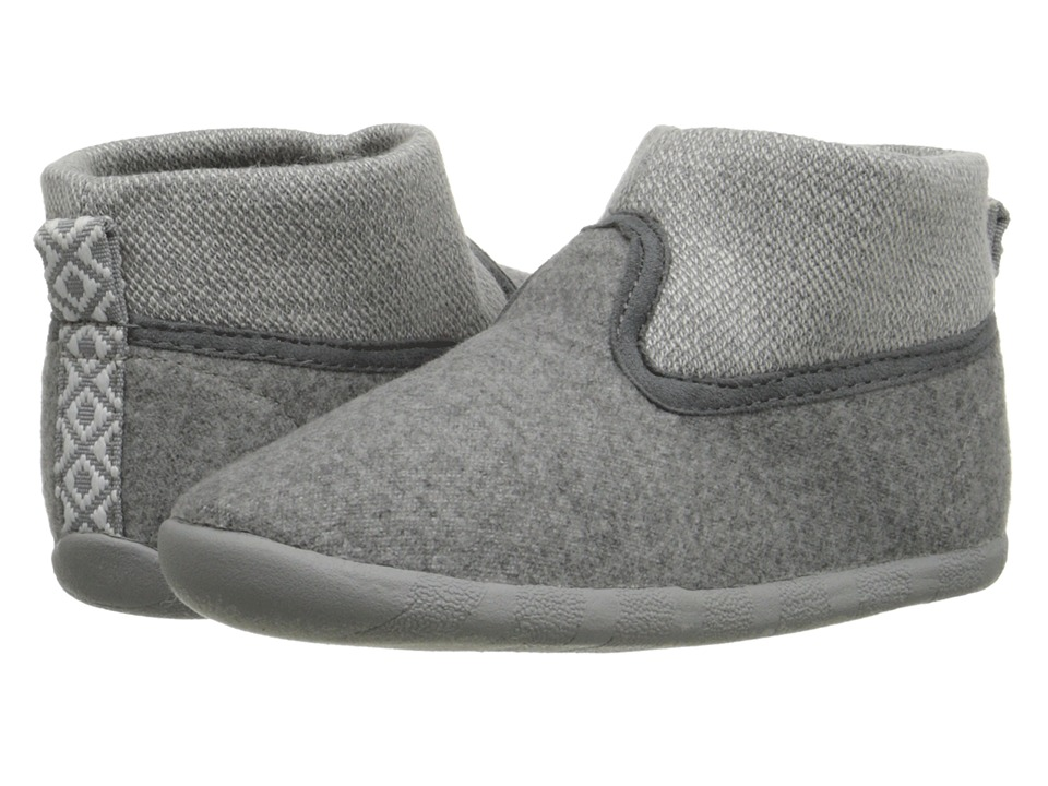 Hanna Andersson - Tekla (Infant/Toddler) (Grey) Girl's Shoes