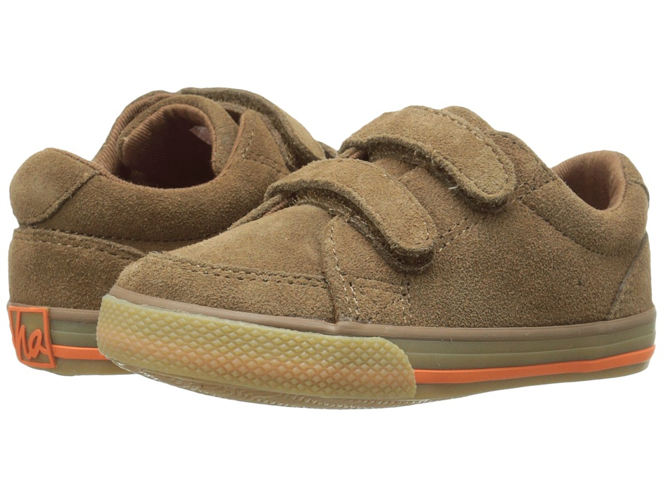 Hanna Andersson - Leo (Infant/Toddler) (Brown) Boys Shoes