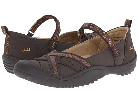J-41 - Budapest (Brown) Women's Shoes