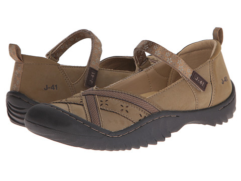 J-41 - Budapest (Taupe) Women's Shoes