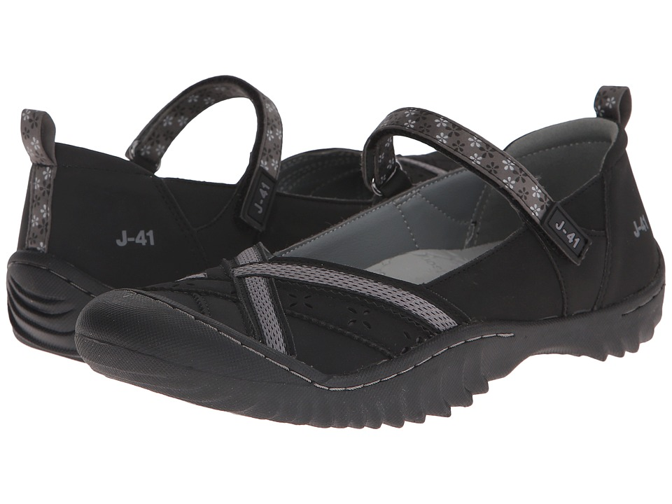J-41 - Budapest (Black) Women's Shoes