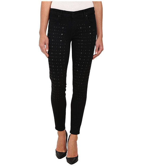 CJ by Cookie Johnson - Wisdom Ankle Skinny w/ Heatseal in Black (Black) Women's Jeans