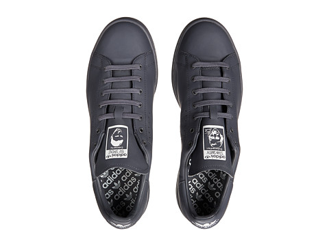 adidas by Raf Simons - Raf Simons Stan Smith (Onix/White) Athletic Shoes