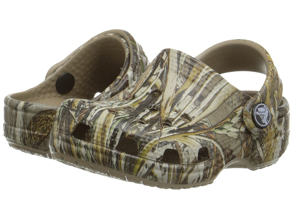 Crocs Kids - Crocs Littles (Infant) (Realtree Max-5) Boys Shoes