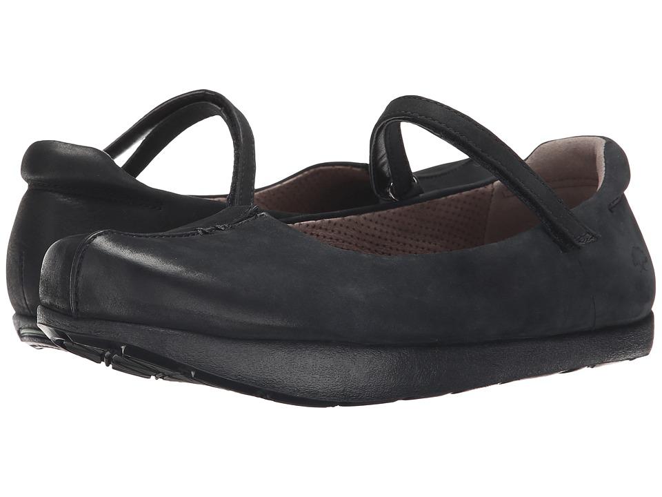 Earth - Solar Kalso (Black Vintage) Women's Flat Shoes
