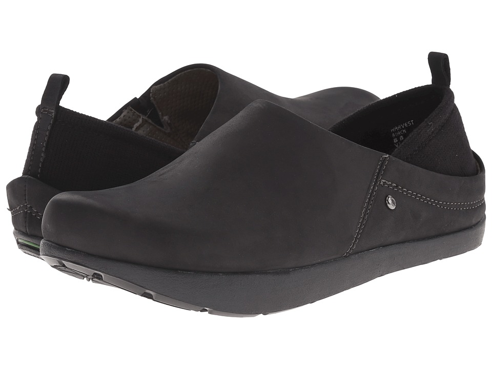 Earth - Harvest Kalso (Black Wilderness) Women's Slip on Shoes