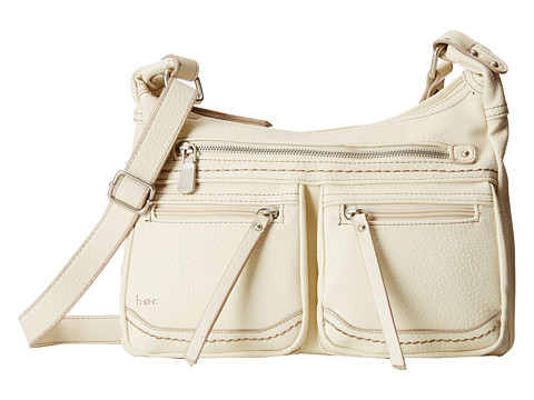 b.o.c. - Thunder Bay Crossbody (Bone) Cross Body Handbags