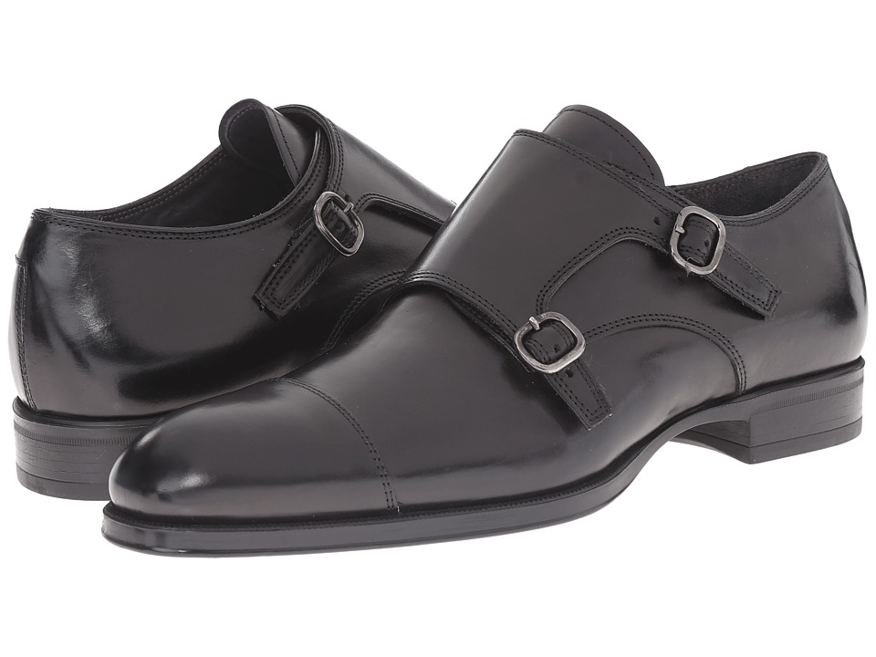 To Boot New York - Bailey (Black) Men's Shoes