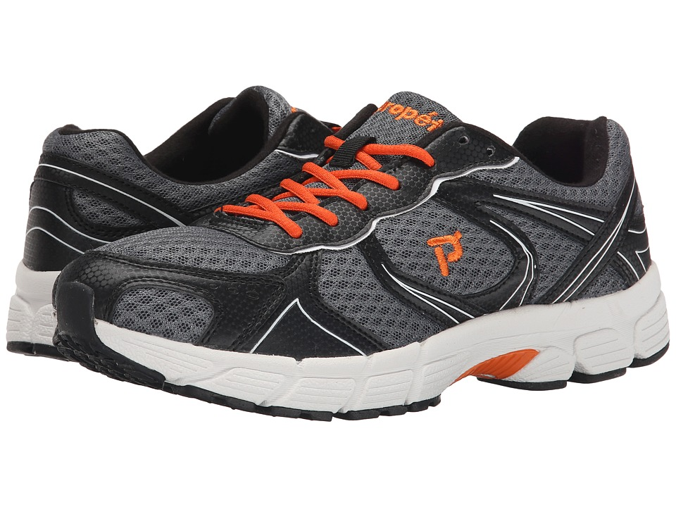 Propet - XV550 (Grey/Orange) Men
