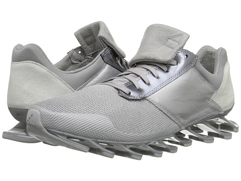 adidas by Rick Owens - Springblade Low (Silver Met/Silver Met/Silver Met) Men's Shoes
