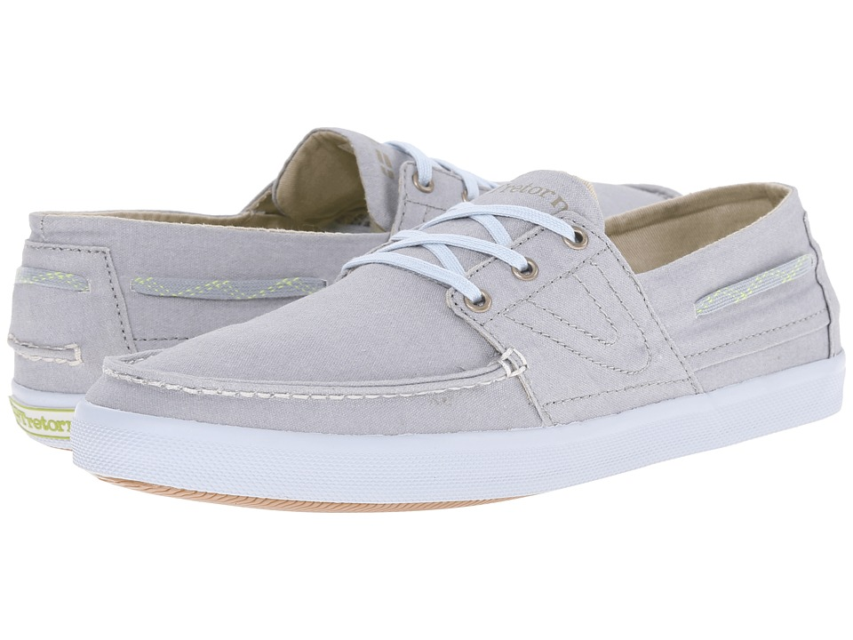 Tretorn - Otto Washed Canvas (Griffin Gray) Men's Shoes