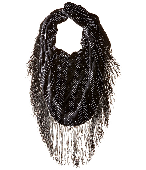 BCBGeneration - Free Spirit (Black) Scarves