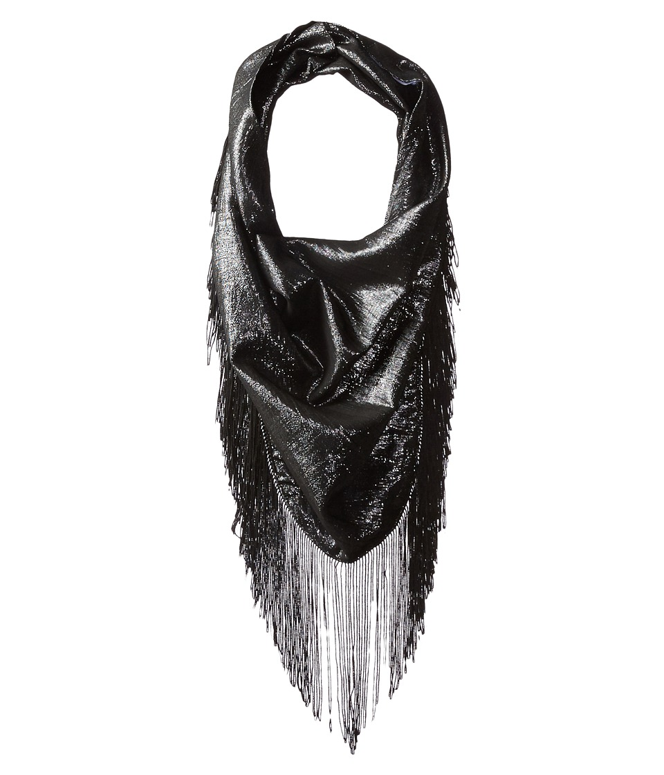 BCBGeneration - Fly Away Solid (Black) Scarves