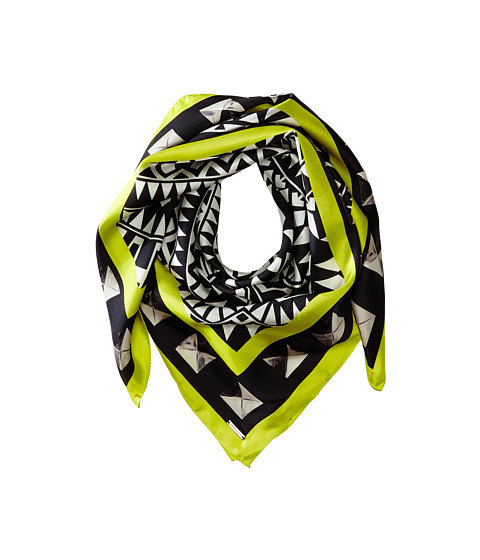 BCBGMAXAZRIA - Global Rock (Lime) Scarves