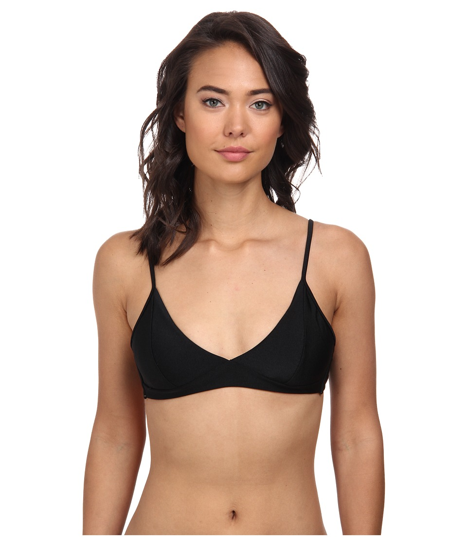 Amuse Society - Billie Solid (Black) Women's Swimwear