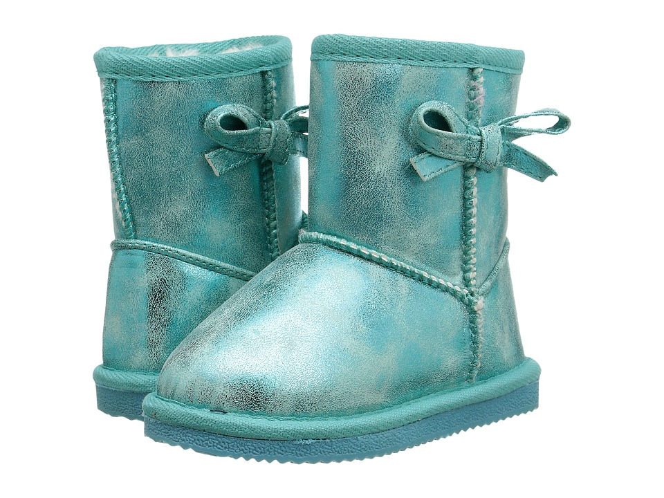 Western Chief Kids - Elsa (Toddler/Little Kid) (Turqoise) Girls Shoes