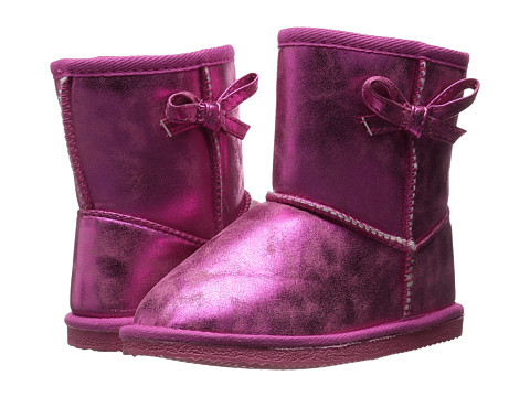 Western Chief Kids - Elsa (Toddler/Little Kid) (Pink) Girls Shoes