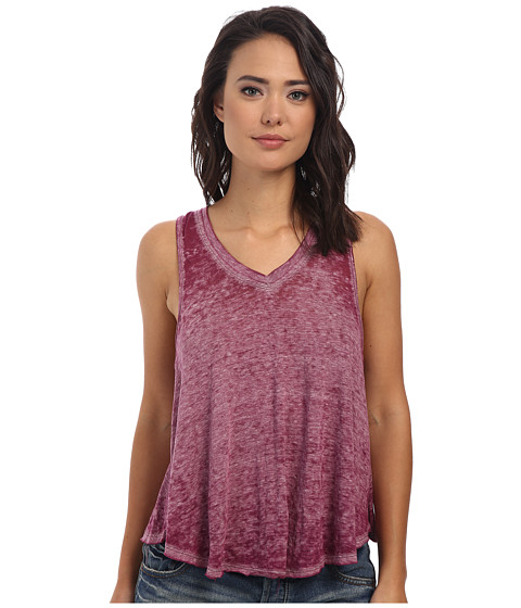 Free People - Breezy Tank (Wild Violet) Women