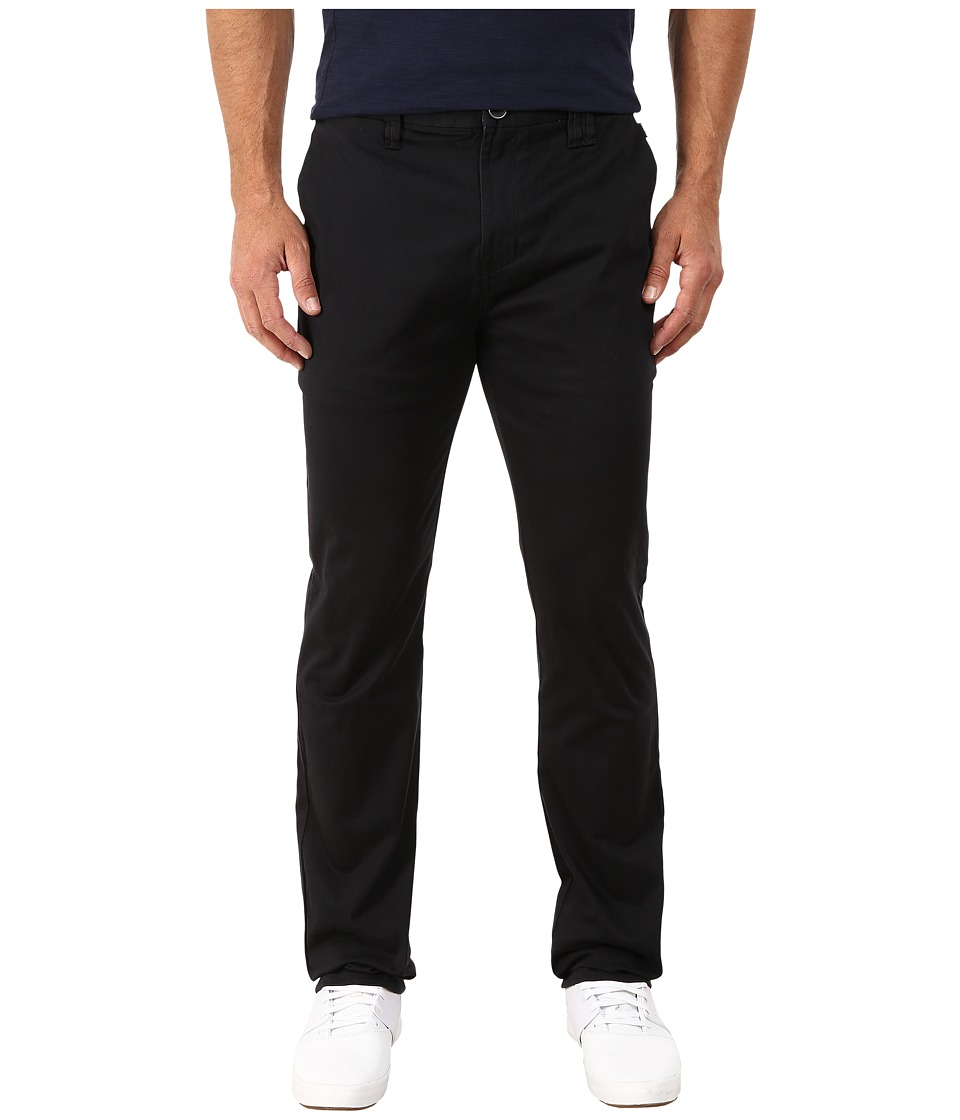 Billabong - Outsider Chino Pants (Black) Men's Casual Pants