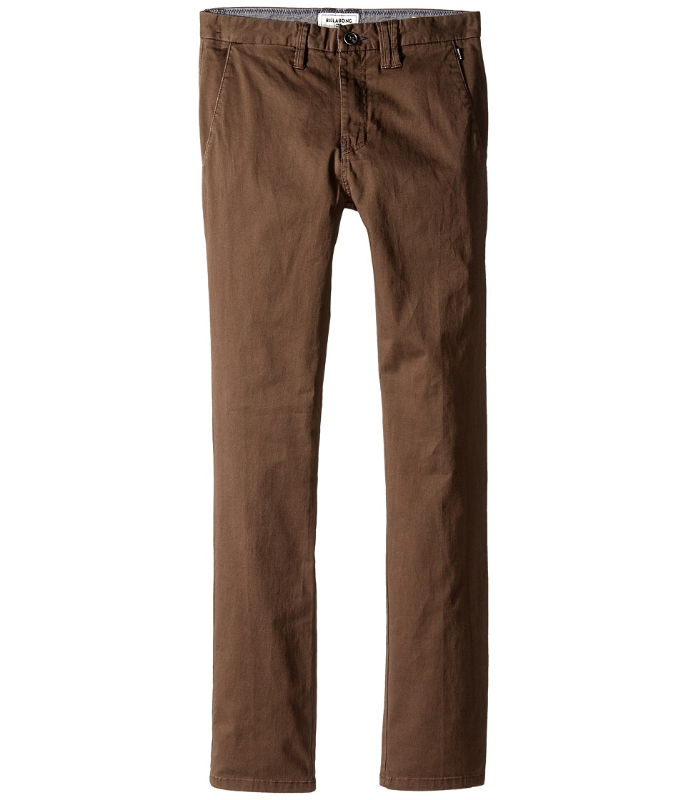 Billabong - Outsider Chino Pants (Earth) Men's Casual Pants