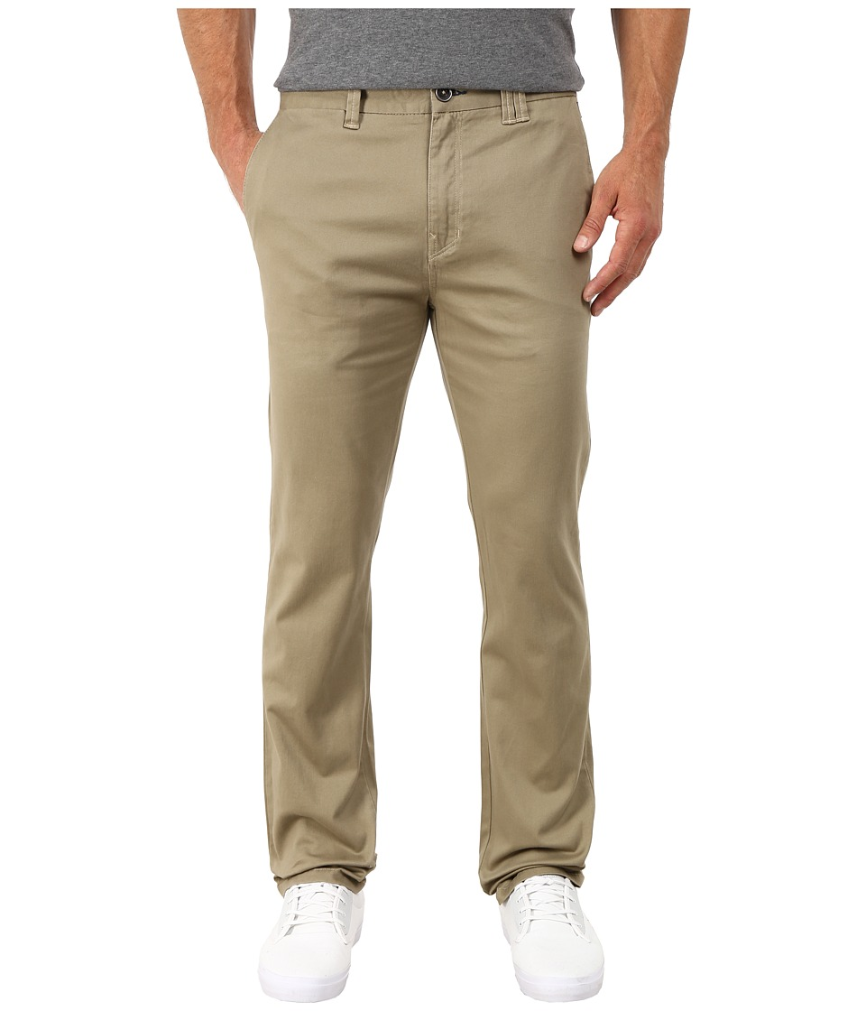Billabong - Outsider Chino Pants (Khaki) Men's Casual Pants