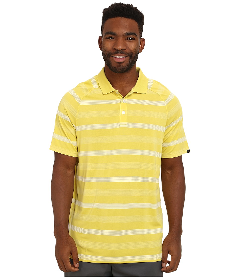 Oakley - Warren Polo 2.0 (Vintage Yellow) Men's Short Sleeve Pullover