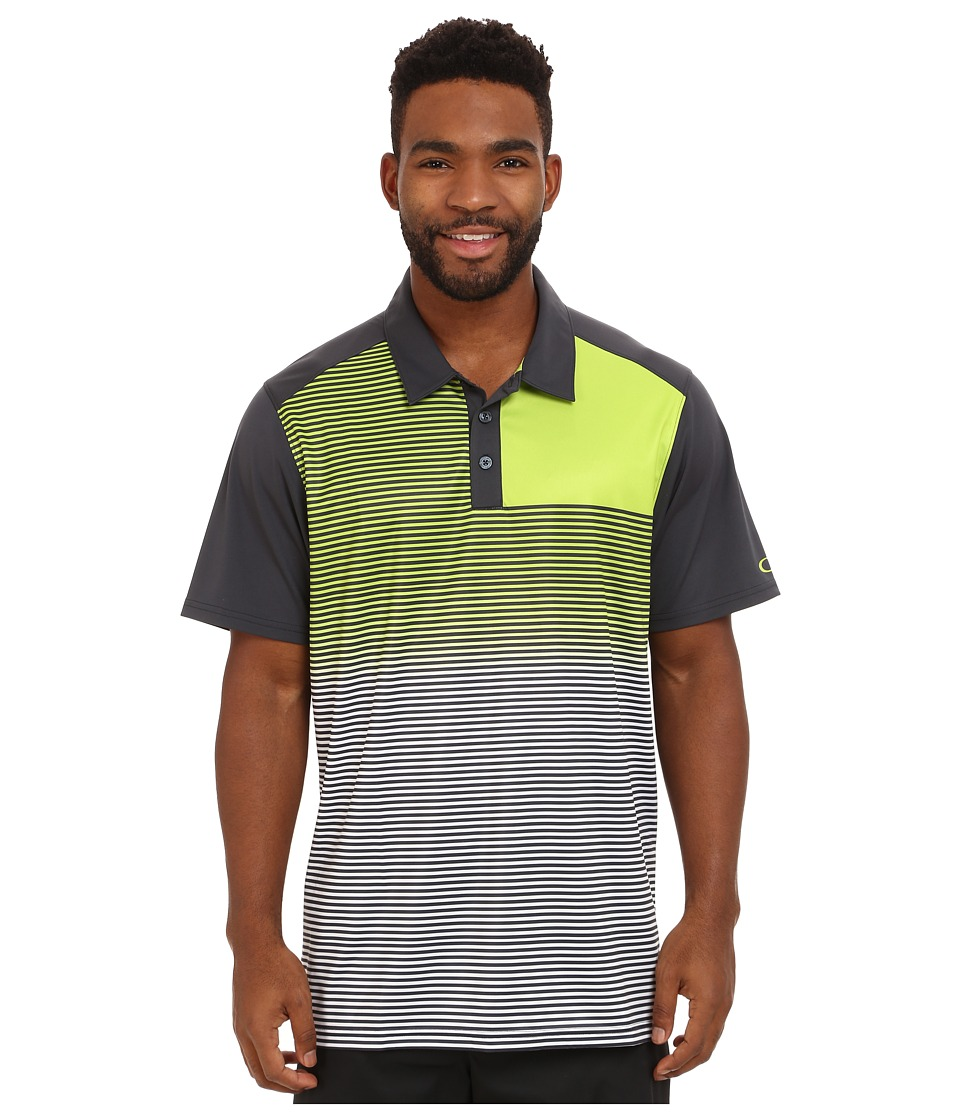 Oakley - Carson Polo (Graphite) Men