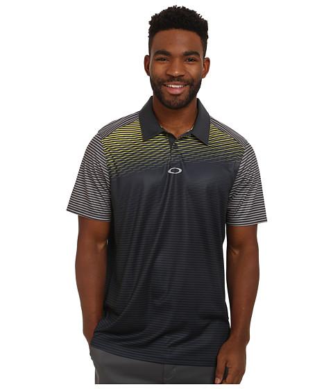 Oakley - Emerson Polo (Graphite) Men's Short Sleeve Pullover