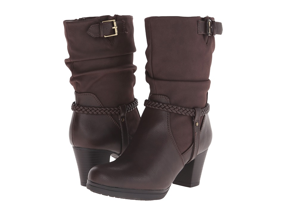 LifeStride - Keynote (Dark Chocolate) Women's Boots