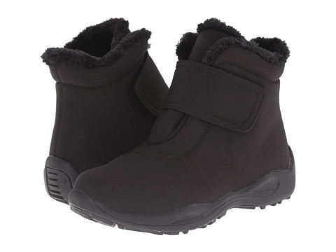 Propet - Madison Ankle Strap (Black) Women's Cold Weather Boots