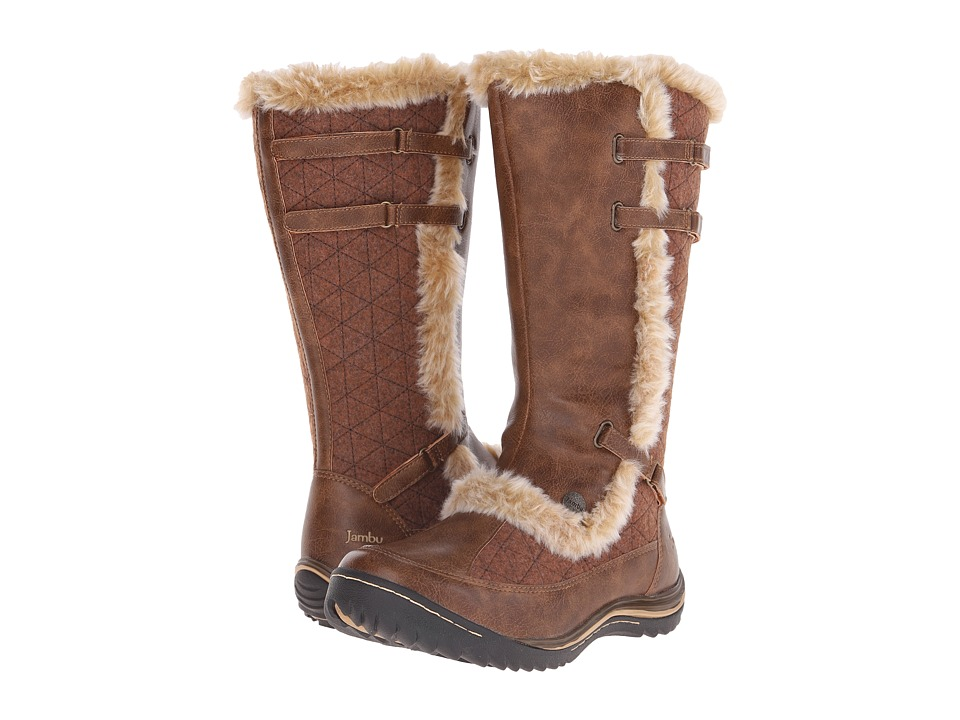 Jambu - Artic - Vegan (Tobacco) Women's Boots