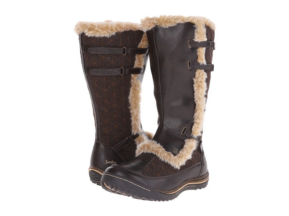 Jambu - Artic - Vegan (Dark Brown) Women's Boots
