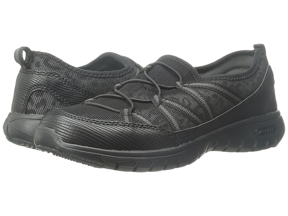 Propet - TravelLite Ghillie (Black Leopard) Women's Shoes