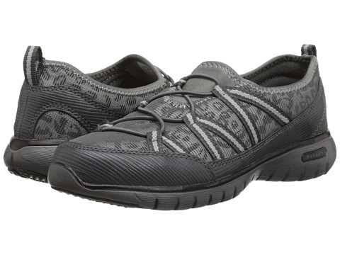 Propet - TravelLite Ghillie (Grey Leopard) Women's Shoes