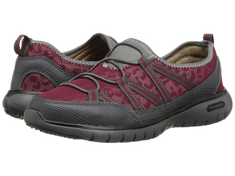 Propet - TravelLite Ghillie (Wine Leopard) Women's Shoes