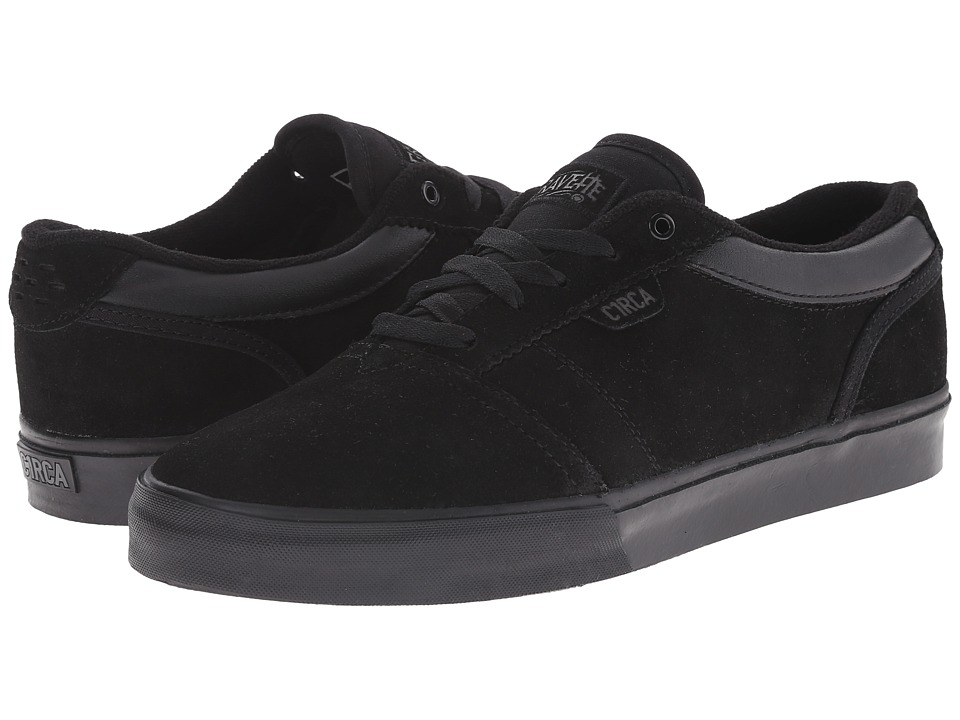 Circa - Goliath (Black/Dark Gull) Men's Shoes