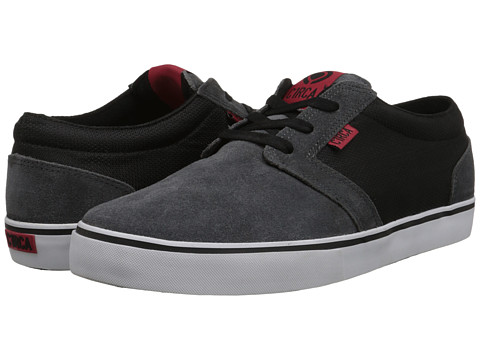 Circa - Hesh (Shale/Black) Men's Skate Shoes