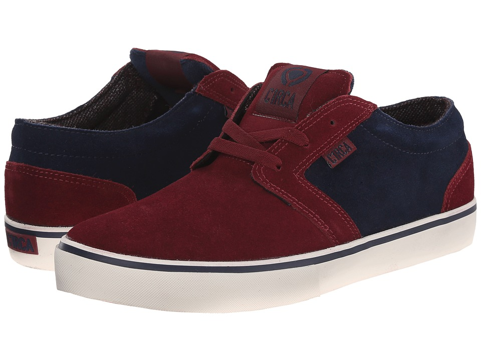 Circa - Hesh (Tawny Port/Dress Blue) Men
