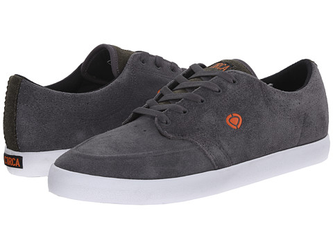 Circa - Transit (Shale/Burnt Orange) Men's Skate Shoes