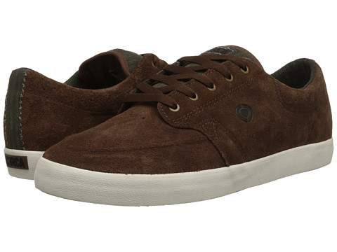Circa - Transit (Pinecone/Black) Men's Skate Shoes