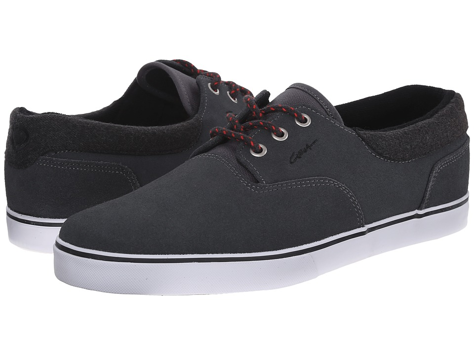 Circa - Valeo SE (Shale/Black) Men's Shoes