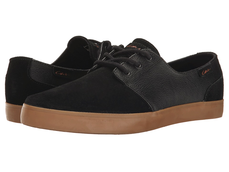 Circa Crip (Black/Black/Gum) Men