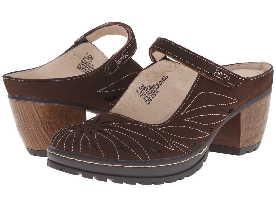 Jambu - Canyon (Dark Brown) Women