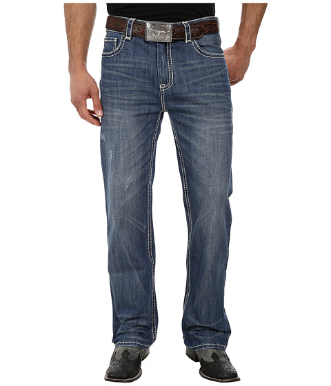 Rock and Roll Cowboy - Double Barrel Relax M0S2177 (Dark Vintage) Men