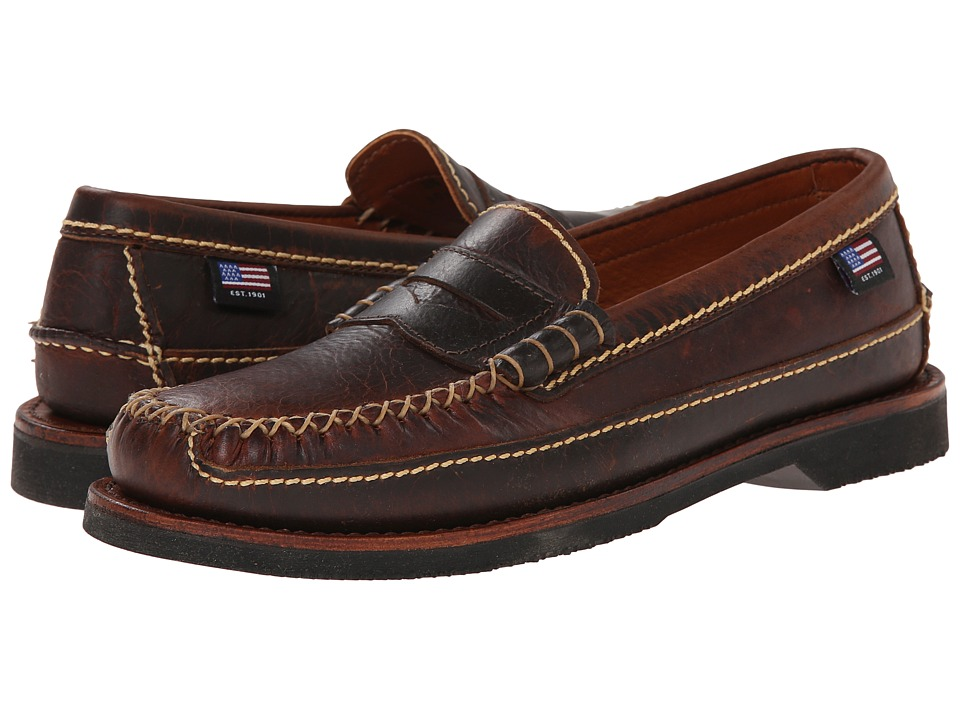 Chippewa - Penny (Bison) Men's Shoes